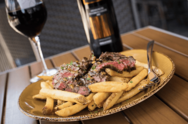 Wine Bar George Adds Steak Frites To the Menu 2