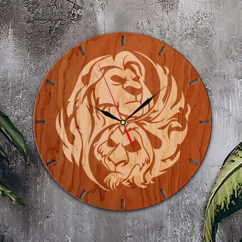 Wooden Disney Clocks