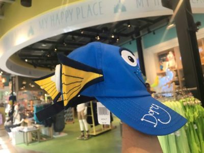 Playful Finding Nemo Hats For Adults and Kids at Disney Style 3
