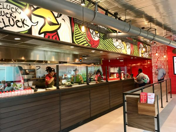 Review: Chicken Guy! at Disney Springs 3