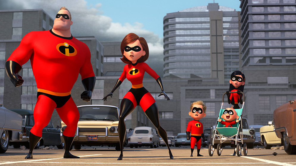 Incredibles 2 Highest Summer Opening Box Office Numbers for 2018