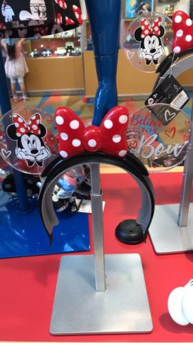 Minnie Mouse Glow Headbands Light Up The Night At Disney parks 2