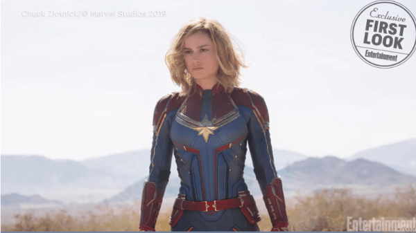 """Captain Marvel"""