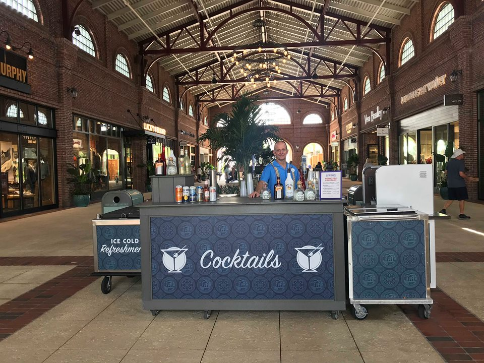 New Bar Pops Up in Town Center at Disney Springs