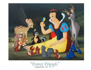 Acclaimed Disney Artist, Don 'Ducky' Williams, Comes to Walt Disney World