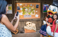 VIDEO: Donald's Dino-Bash is the Perfect Addition to Disney's Animal Kingdom