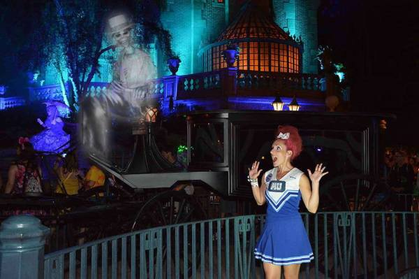 Mickey's Not So Scary Halloween Party Photo Ops