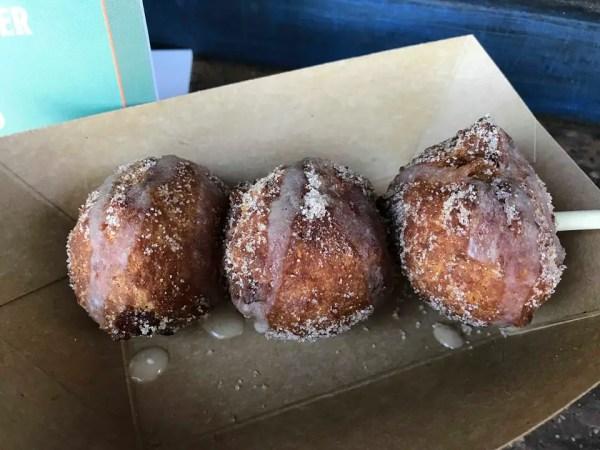 Isle of Java Apple Cider Donut Holes