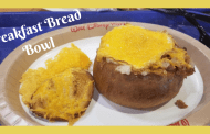 Wake Up At Pop Century With A Delicious Breakfast Bread Bowl