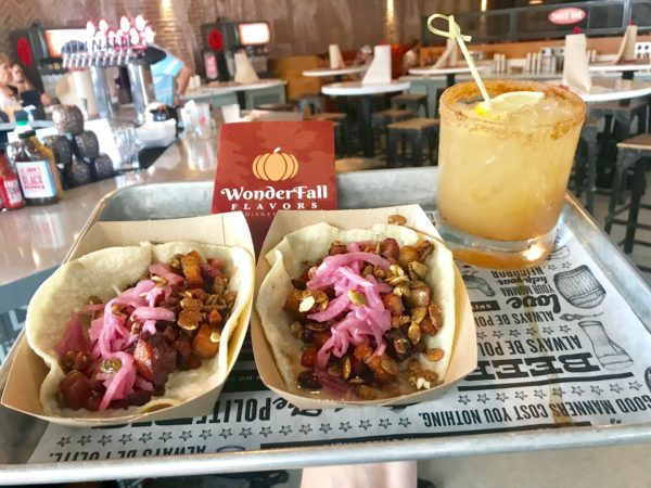 Review: WonderFall Flavors at The Polite Pig