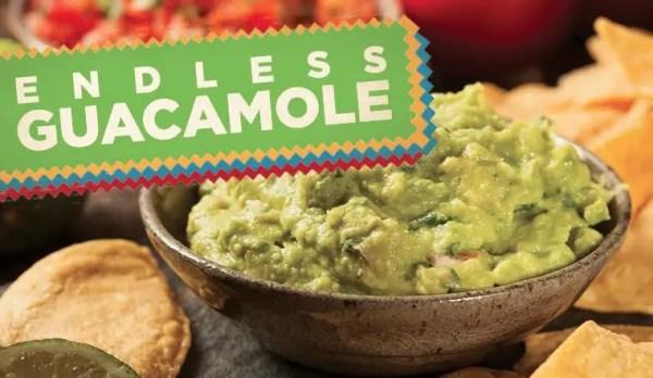 Tortilla Jo's Endless Guacamole giveaway
