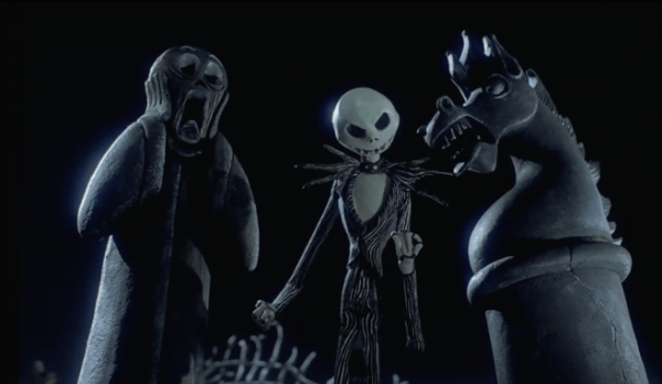 "Hollywood Bowl hosts ""The Nightmare Before Christmas"""