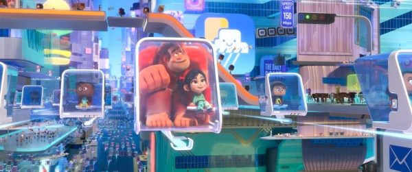 "A Behind-the-Scenes Look at ""Ralph Breaks the Internet"" 3"