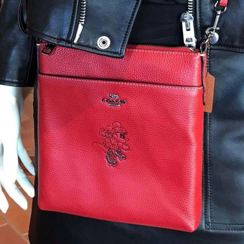 New Minnie Mouse Coach Collection Spotted At Disney Springs 10