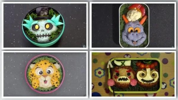 Disney Bento Box
