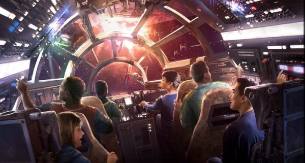 There Is So Much Hype Around Star Wars: Galaxy's Edge That Disney Will Not Be Marketing It