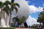 Spaceship Earth Now Officially Closed for Refurbishment