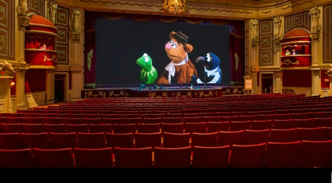 Muppet Vision 3D Reduces Its Hours