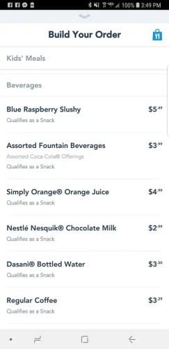 Disney Raising Prices on Fountain Drinks at Walt Disney World 1