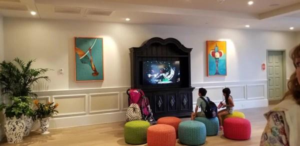 Disney's Caribbean Beach Resort Lobby Update 1