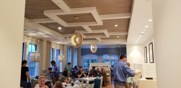 Sebastian's Bistro Now Open At Caribbean Beach Resort