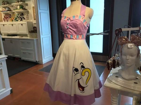 Chip Inspired Dress