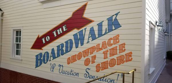 Enjoy the New Experiences At Disney's BoardWalk