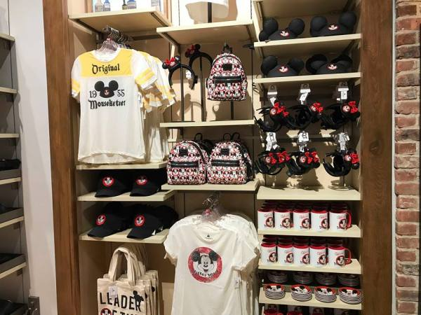 Mickey Mouse Club Gear Is Now At Both World Of Disney Locations 7