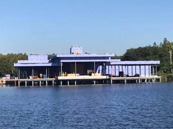 New Photos of Coronado Springs Resort Construction Progress 1