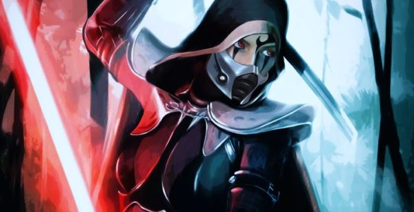 Star Wars Adds a New Lady Sith Lord 1