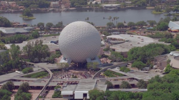Magic Kingdom & Epcot Celebrate their Anniversary today! 2