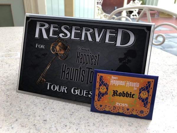 Happiest Haunts Tour 2018