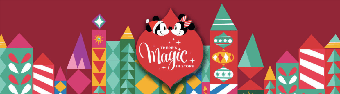 There's Magic in Store – A Special Holiday Event