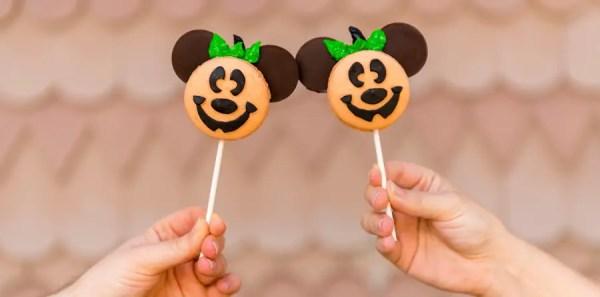 Try These Tasty Fall Treats Around Disney Springs 3
