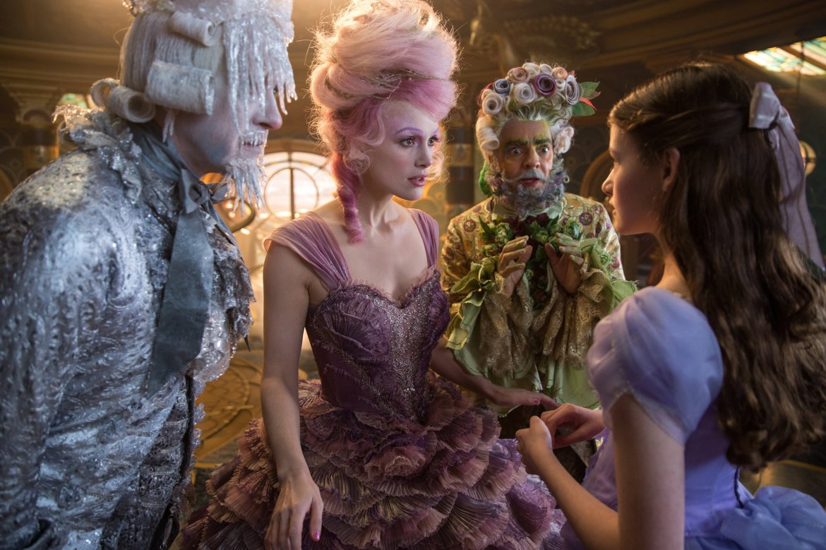 A Look Behind the Stunning Visuals of The Nutcracker and the Four Realms