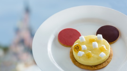 World- Renowned French Chef comes to Disneyland Paris!