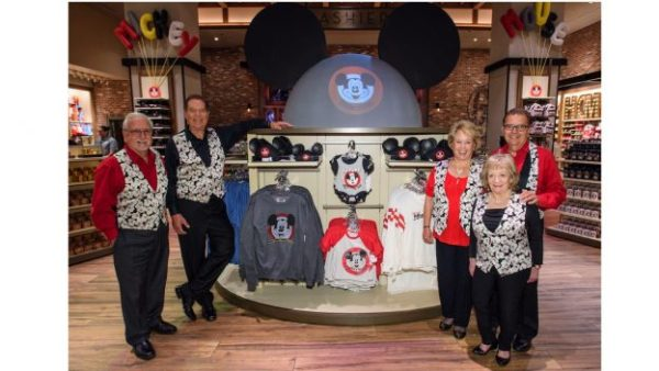 Mouseketeers Alumni Are on Hand For Downtown Disney's World of Disney Reopening