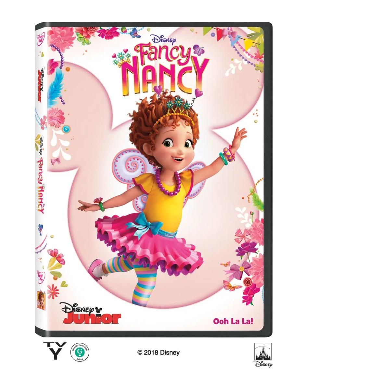 Fancy Nancy Volume 1 – Coming to DVD