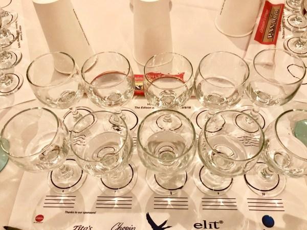 Tony Abou-Ganim Hosts Vodka Tasting at Maria & Enzo's