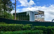 Space-Themed Restaurant is Taking Shape at Epcot