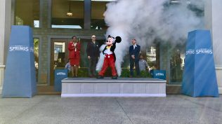 Grand Reveal at World of Disney - DIsney Springs