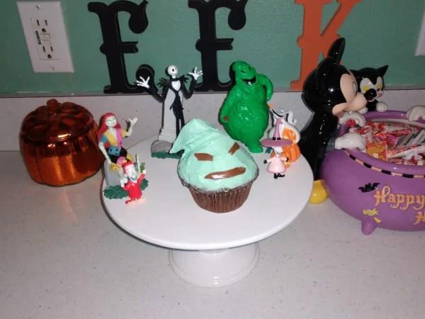 Oogie Boogie Cupcake Recipe 5