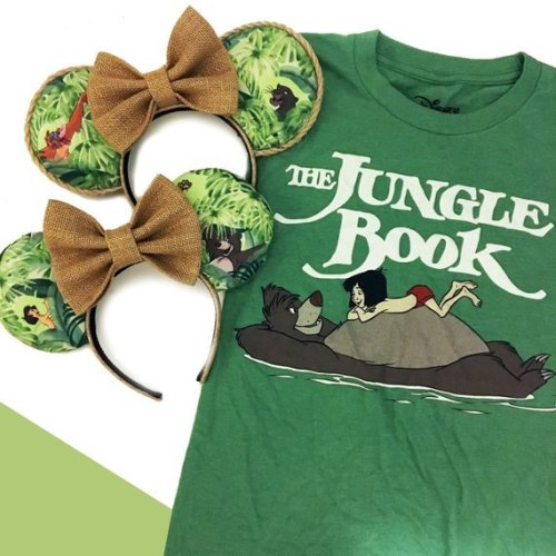 Jungle Book Minnie Ears