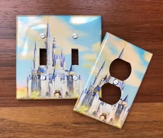 Cinderella Castle Light Switch