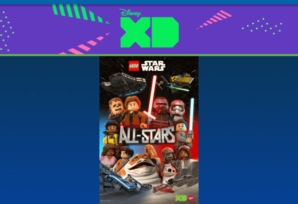 LEGO Star Wars: All-Stars Debuts This Week 1