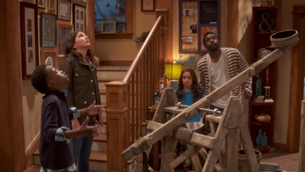 A New Hybrid Improv Series May Be Coming to Disney Channel 1
