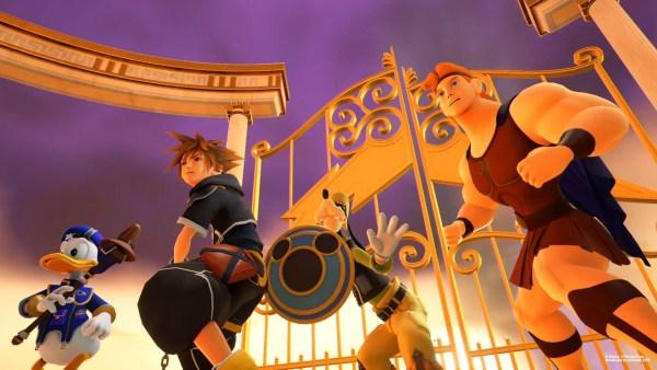 Kingdom Hearts - The Story So Far Now Available 1