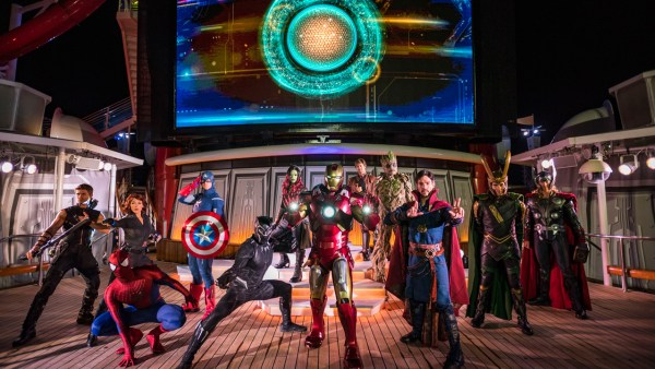 Win a Disney Cruise with Marvel Day at Sea