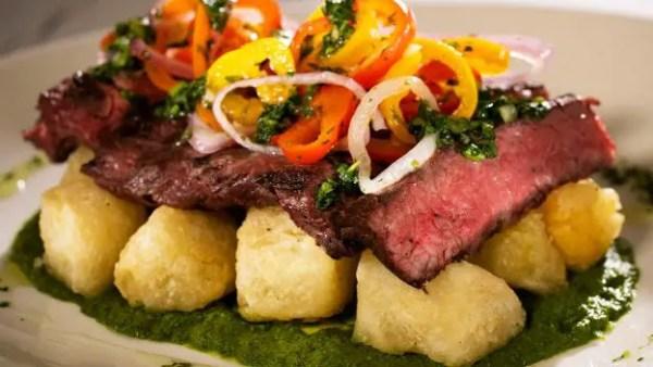 Sebastian's steak
