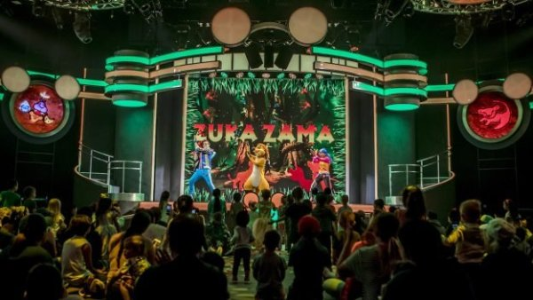 All-New Show Opens at Disney's Hollywood Studios December 22